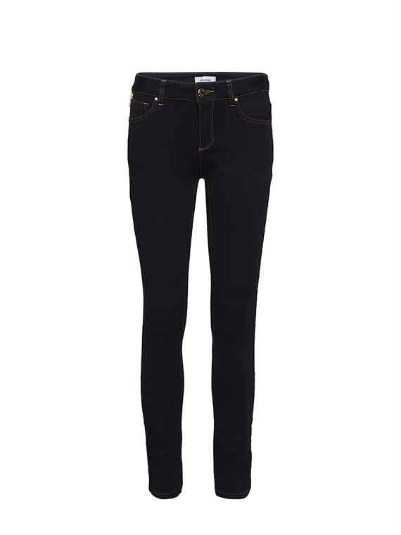 Image of   Mos Mosh Jeans - Victoria 7/8 Blå