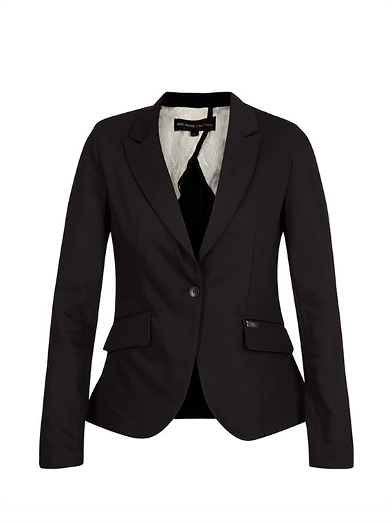 Image of   Mos Mosh Blazer - Blake Night Sort