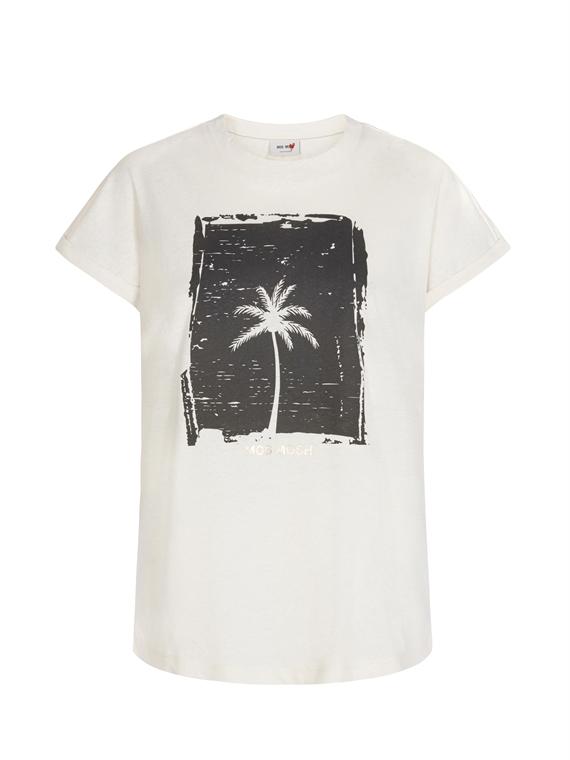 Image of   Mos Mosh T-Shirt - Hazel Creme