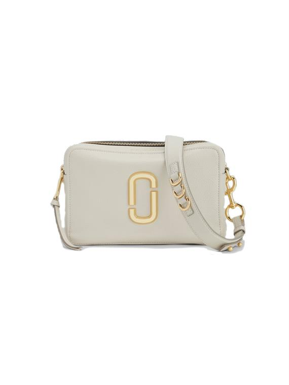 Image of   Marc Jacobs Taske - The Softshot 21 Cremefarvet
