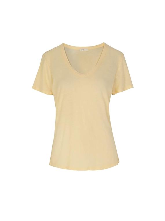 Image of   Levete Room T-Shirt - Any Mørkegul