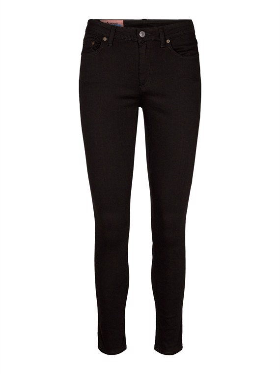 Image of   Acne Studios Jeans - Climb Stay Black Sort 32