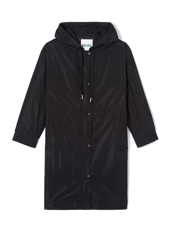 Image of   Kenzo Jakke - Rain Coat Sort