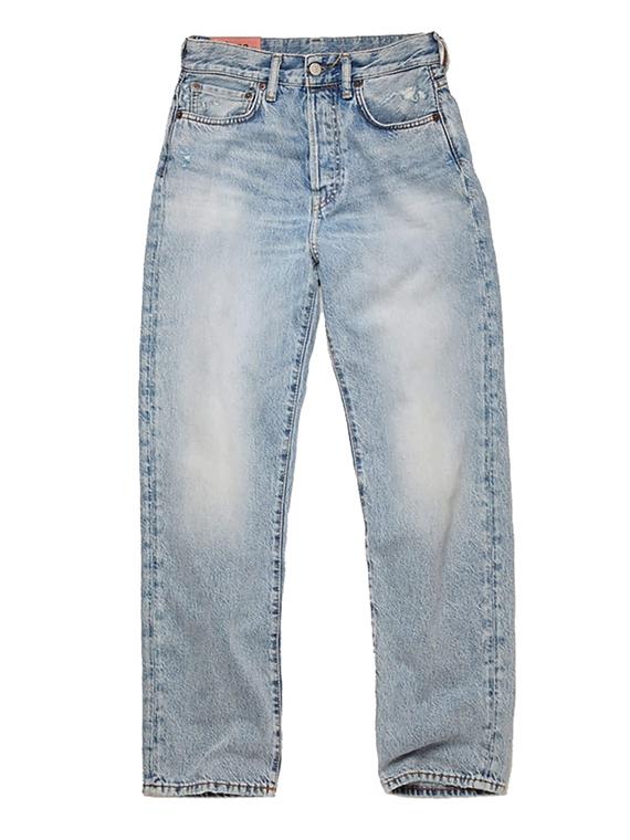 Image of Acne Studios Jeans - Mece Lys Blå