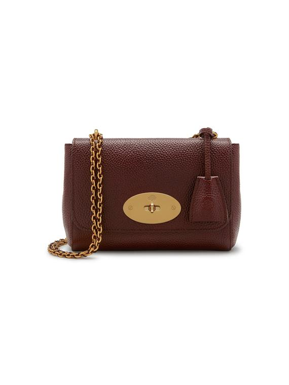 Image of   Mulberry Taske - Lily Bordeaux