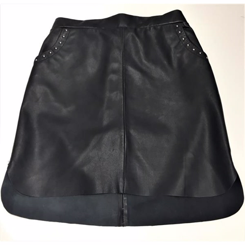 Image of   Wardrobe Dylan Skirt Sort