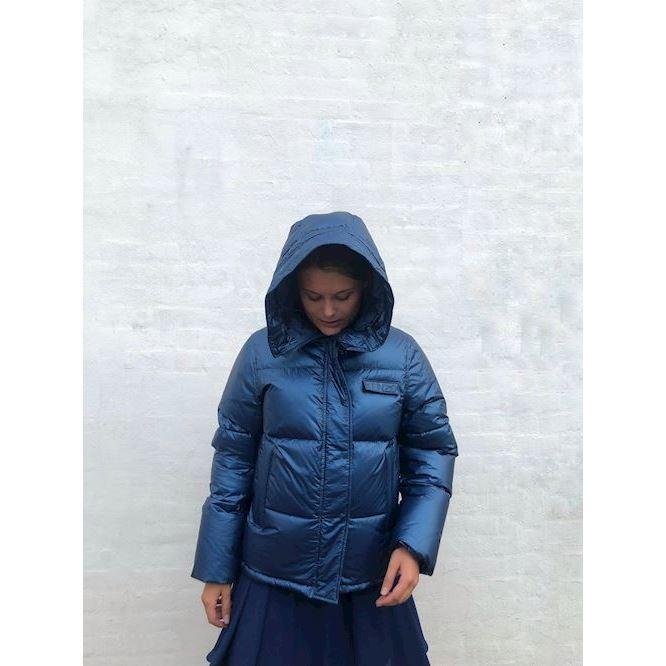 Kenzo Puffa Jacket Shiny blue