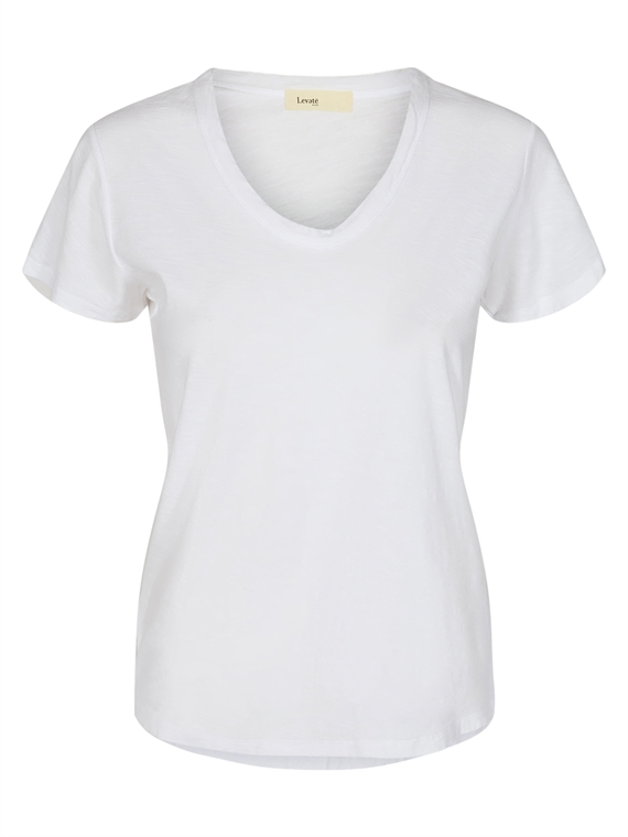 Image of   Levete Room T-Shirt - Any Hvid