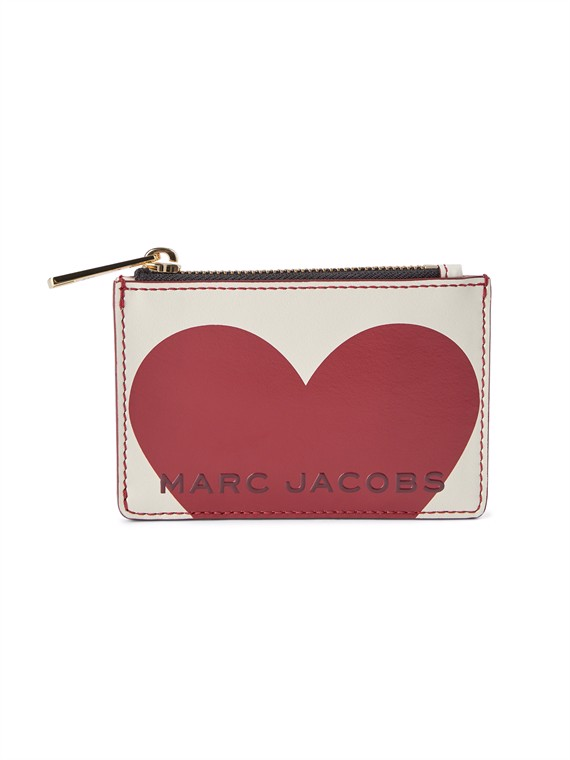 Image of   Marc Jacobs Pung - Valentines Day Cremefarvet
