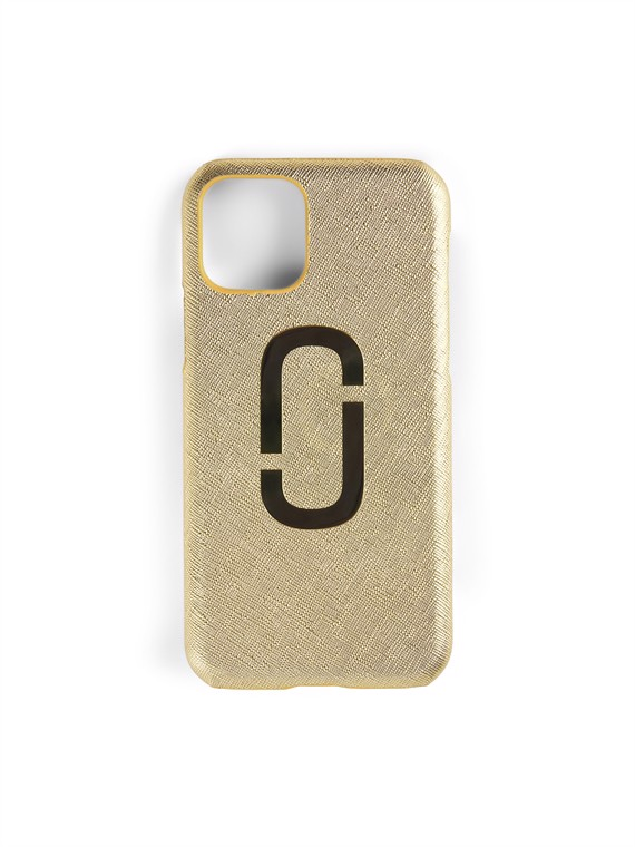 Image of   Marc Jacobs Cover - iPhone 11 Pro Guld