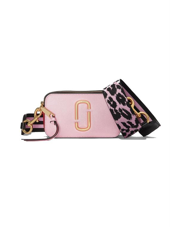 Image of   Marc Jacobs Taske - The Snapshot Pink