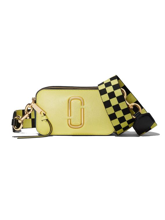 Image of   Marc Jacobs Taske - The Snapshot Gul Multi