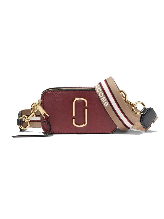 Image of   Marc Jacobs Taske - The Snapshot Rød Multi