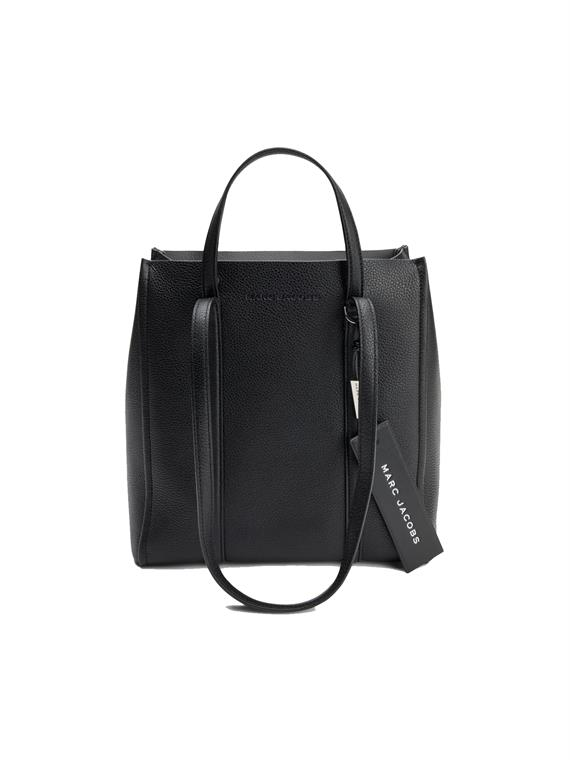 Image of   Marc Jacobs Taske - The Tag Tote 27 Sort
