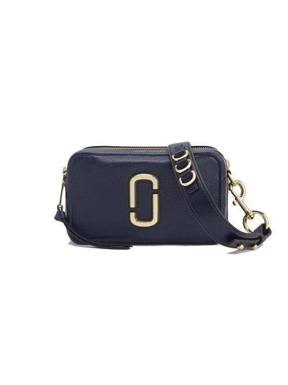 Image of   Marc Jacobs Taske - The Softshot 21 Mørkeblå