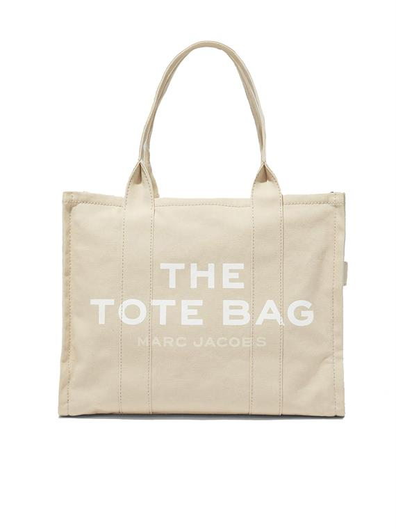 Image of   Marc Jacobs Taske - Traveler Tote Beige