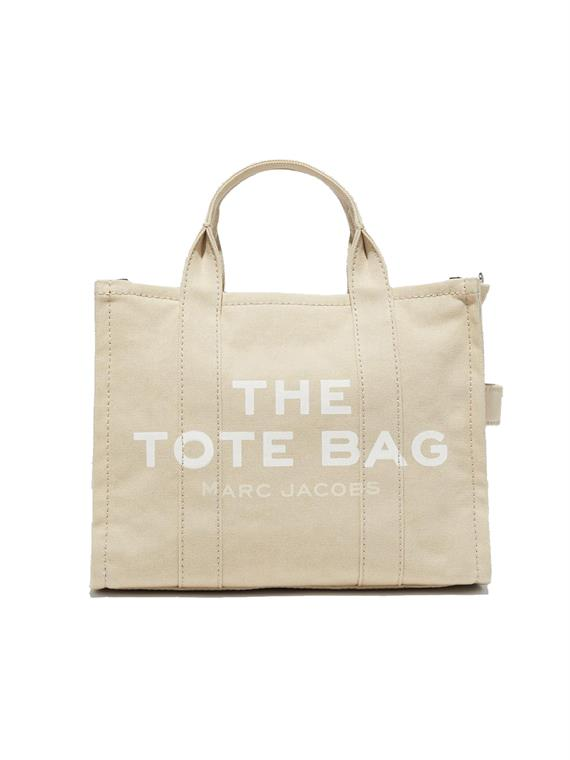 Image of   Marc Jacobs Taske - Small Traveler Tote Beige
