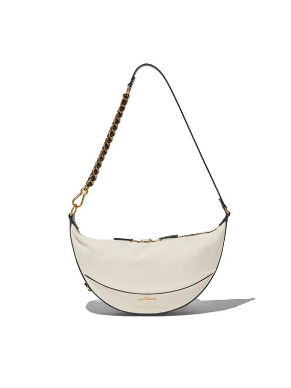 Image of   Marc Jacobs Taske - The Eclipse Kanvas Beige