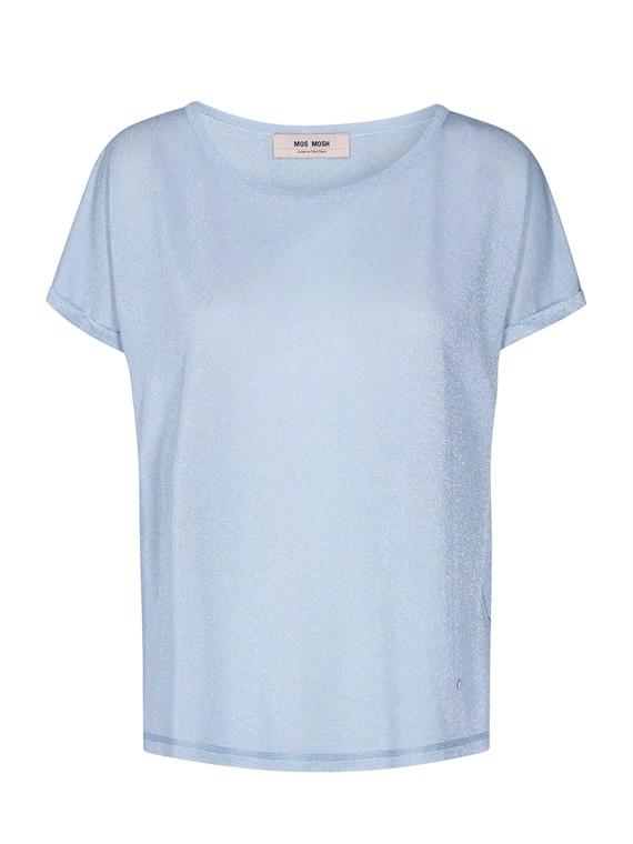 Image of   Mos Mosh T-shirt - Kay Blå