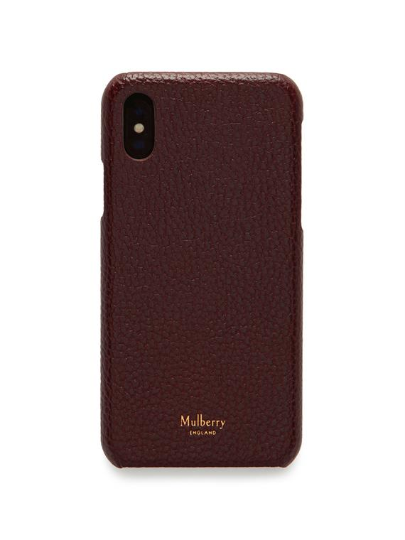 Image of   Mulberry Mobilcover - iPhone X/XS Bordeaux