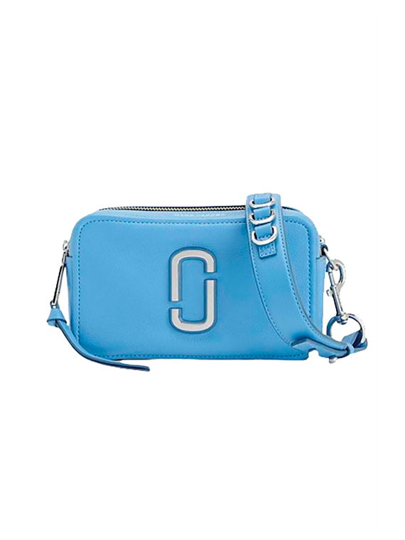 Image of   Marc Jacobs Taske - The Softshot 21 Lyseblå