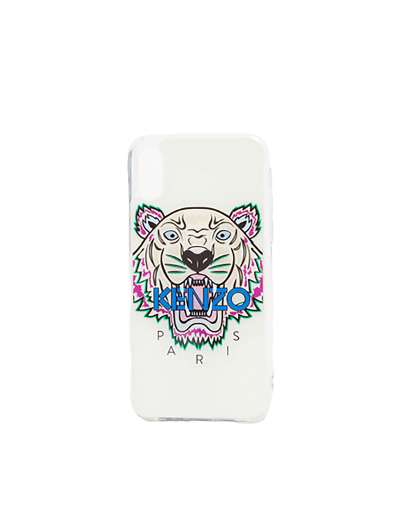 Image of   Kenzo Cover - Iphone X Max Case Hvid