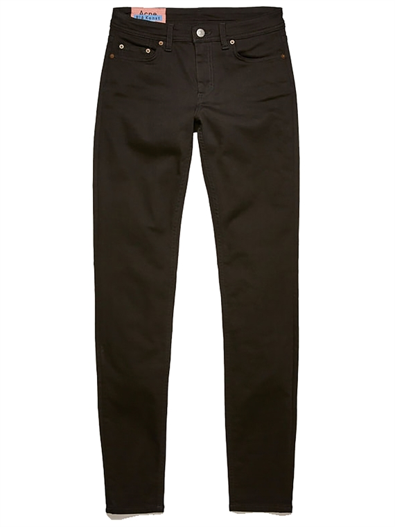 Image of   Acne Studios Jeans - Climb Stay Black Sort 34