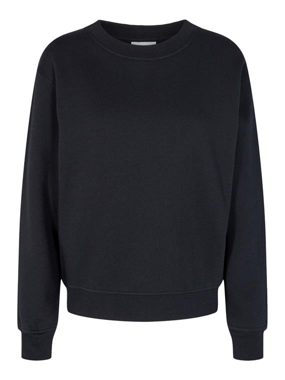 Image of   Acne Studios Sweatshirt - Femelie Pink Label Sort