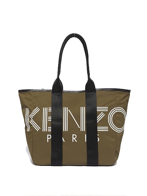 Image of   Kenzo Taske - Nylon with Sport logo grøn